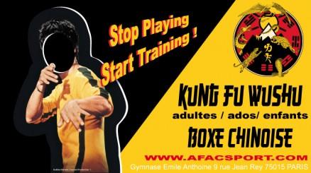 cours de kung fu et arts martiaux paris