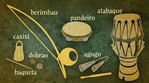 GLBE PHOTO CAPOEIRA Musique instruments